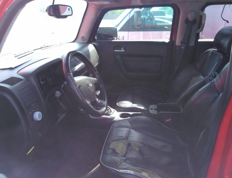 Hummer H3 2007 price $10,250