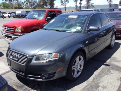 Used Audi A4 Ontario Ca
