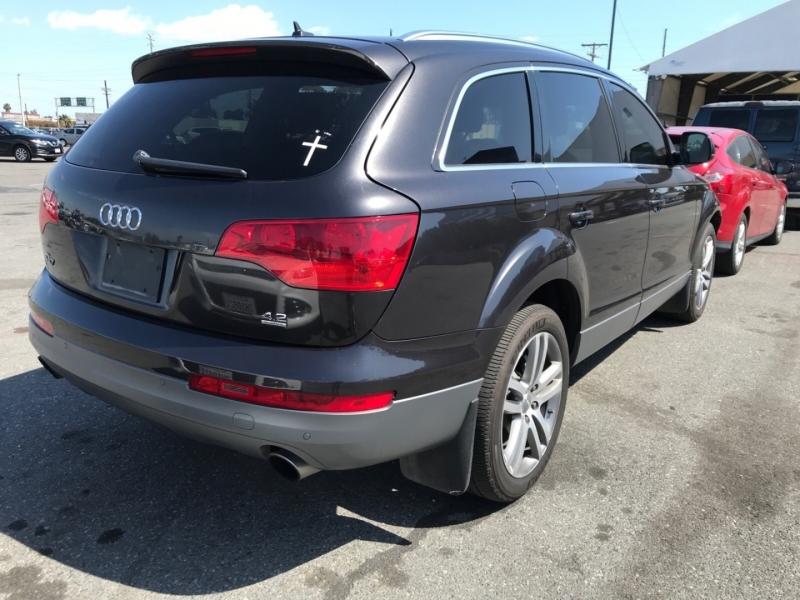 Audi Q7 2007 price $7,150