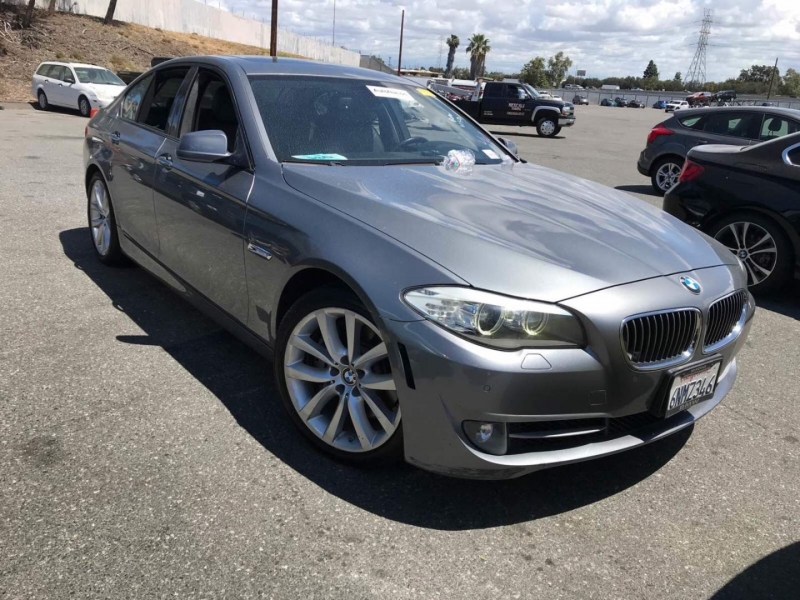 BMW 5-Series 2011 price $9,250