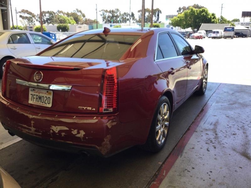Cadillac CTS 2009 price $5,650