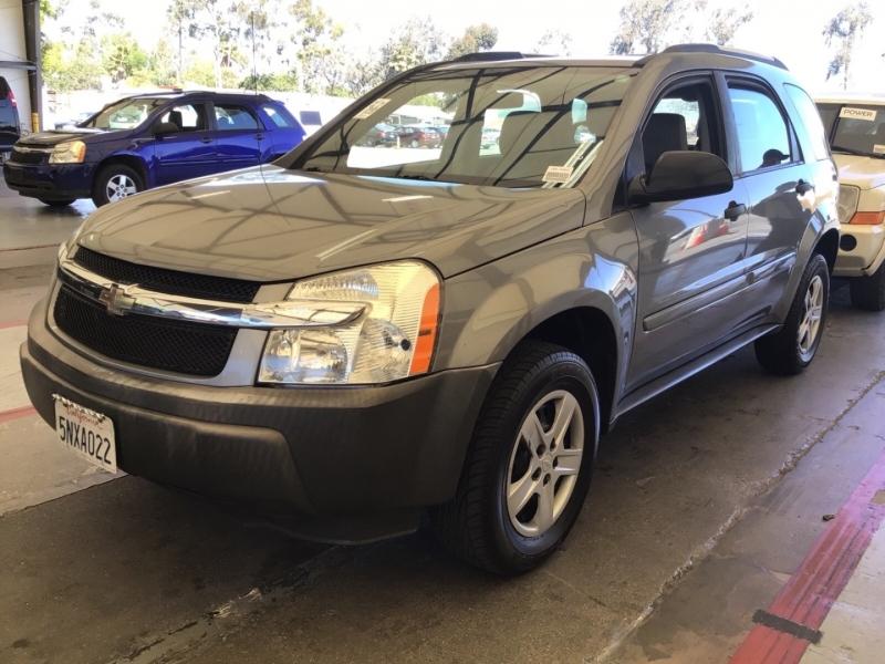 Chevrolet Equinox 2005 price $4,550