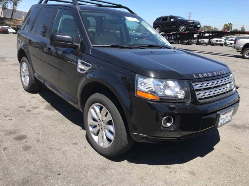 Land Rover LR2 2013 price $10,450