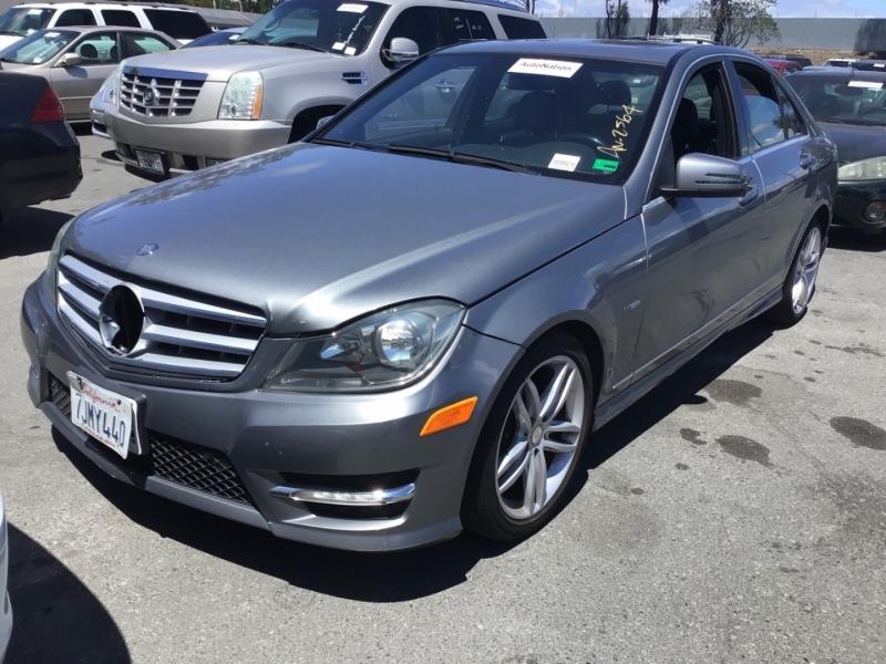 Mercedes-Benz C-Class 2012 price $8,950