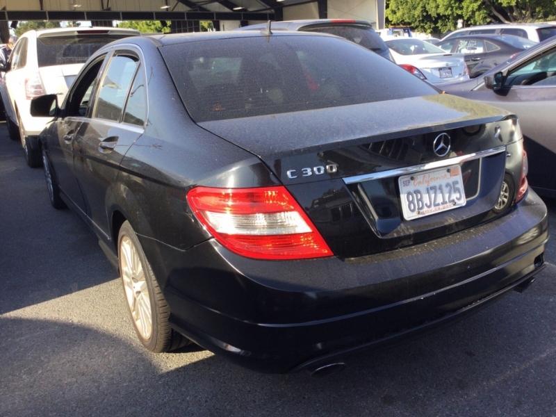 Mercedes-Benz C-Class 2008 price $5,250