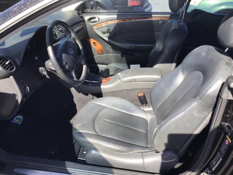 Mercedes-Benz CLK-Class 2004 price $3,750
