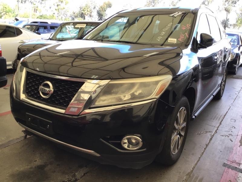 Nissan Pathfinder 2015 price $14,350