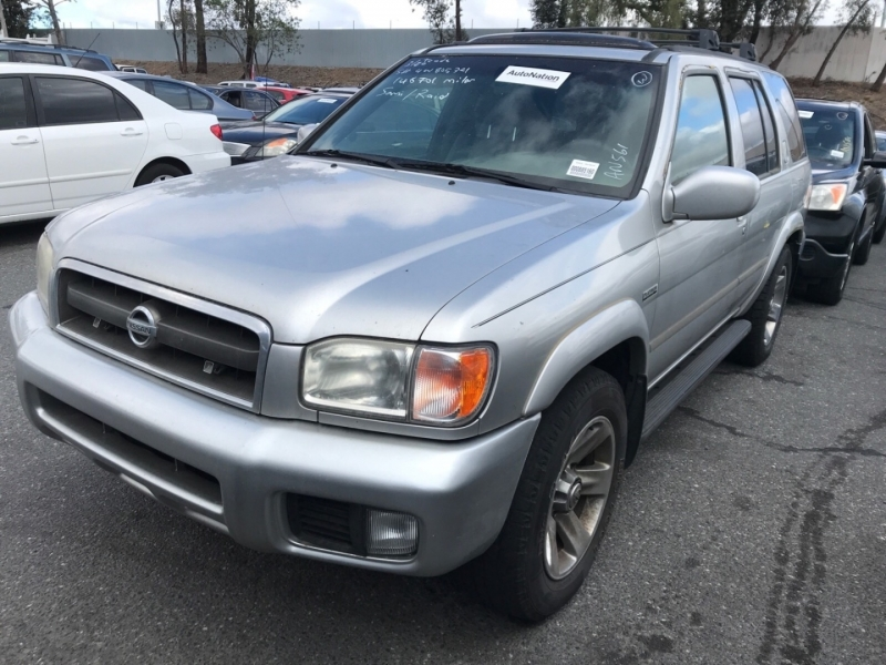 Nissan Pathfinder 2004 price $3,650