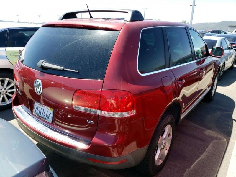 Volkswagen Touareg 2006 price $4,250