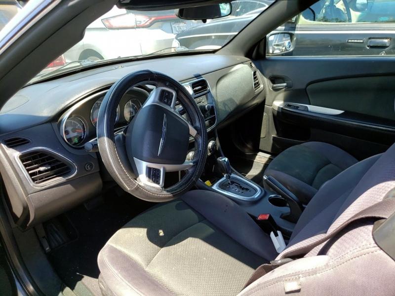 Chrysler 200 2012 price $4,750