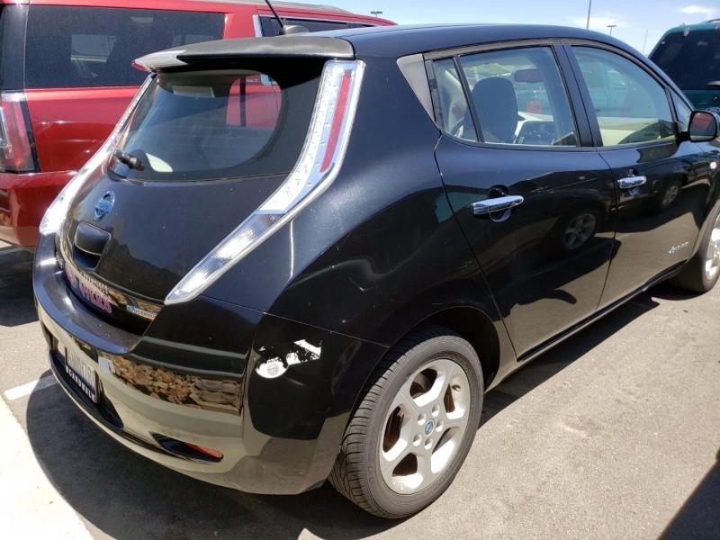 Nissan LEAF 2012 price $4,450