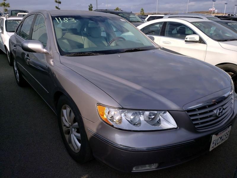 Hyundai Azera 2006 price $3,350