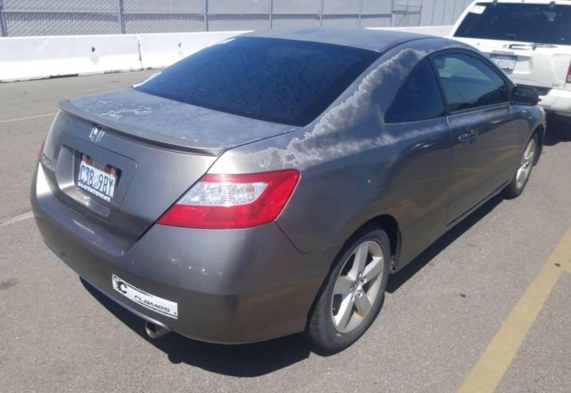 Honda Civic Cpe 2007 price $4,850