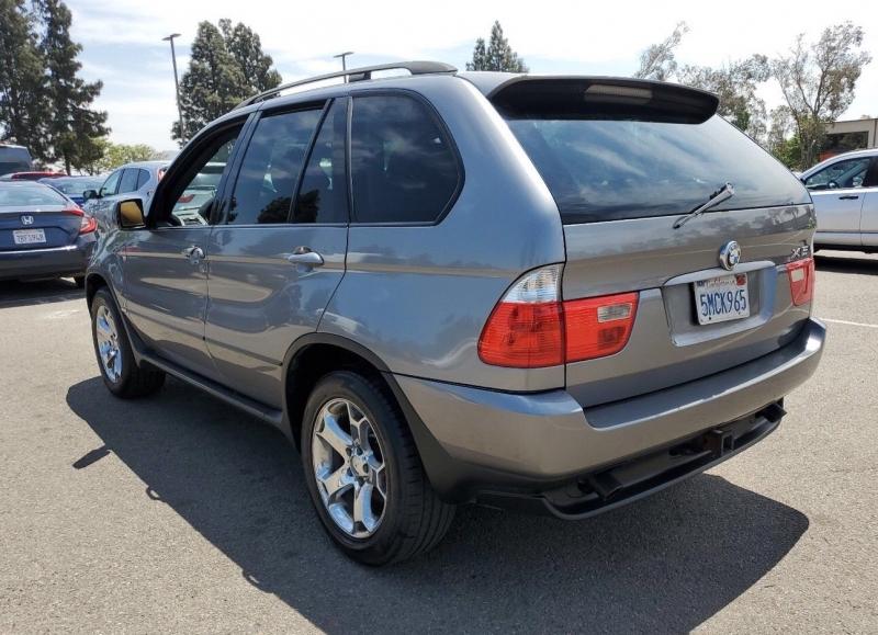 BMW X5 2005 price $4,650