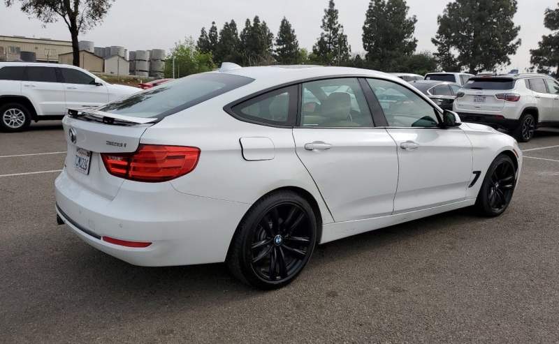 BMW 3 Series Gran Turismo 2016 price $16,450