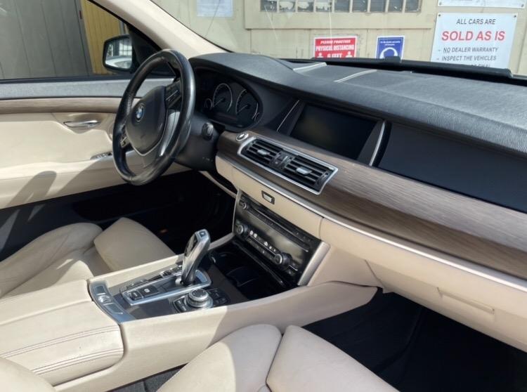 BMW 5 Series Gran Turismo 2010 price $10,650