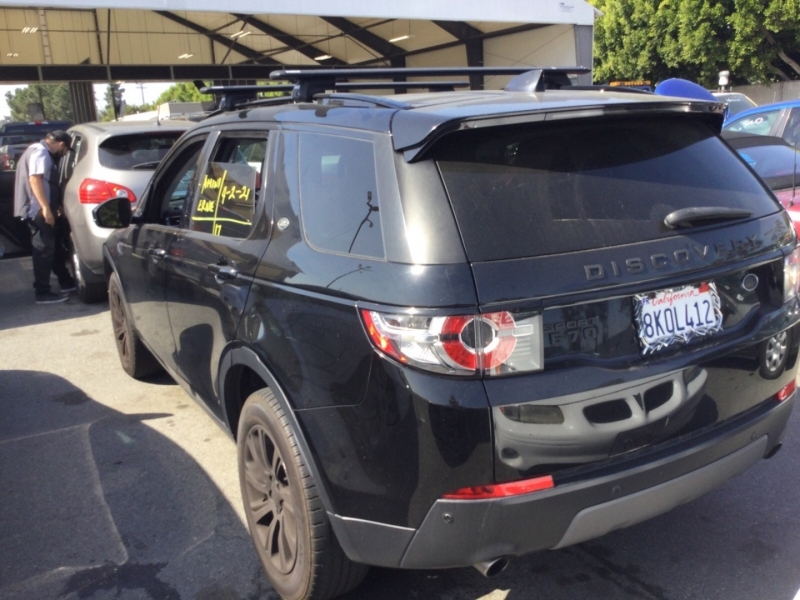 Land Rover Discovery Sport 2017 price $19,950
