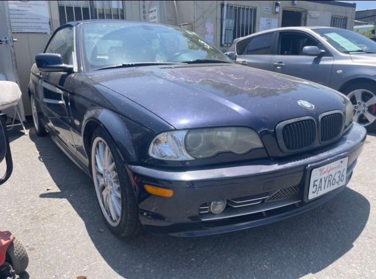 BMW 3-Series 2002 price $3,750