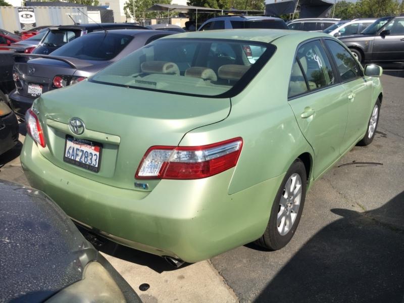 Toyota Camry Hybrid 2007 price $4,250