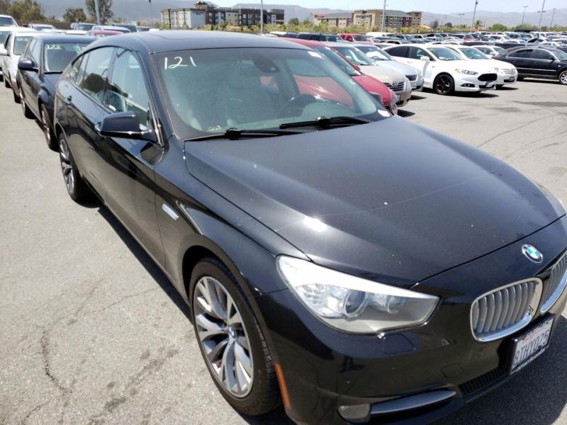 BMW 5 Series Gran Turismo 2010 price $12,250