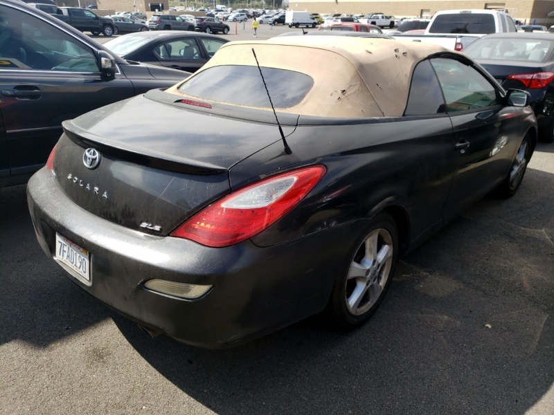 Toyota Camry Solara 2008 price $5,850