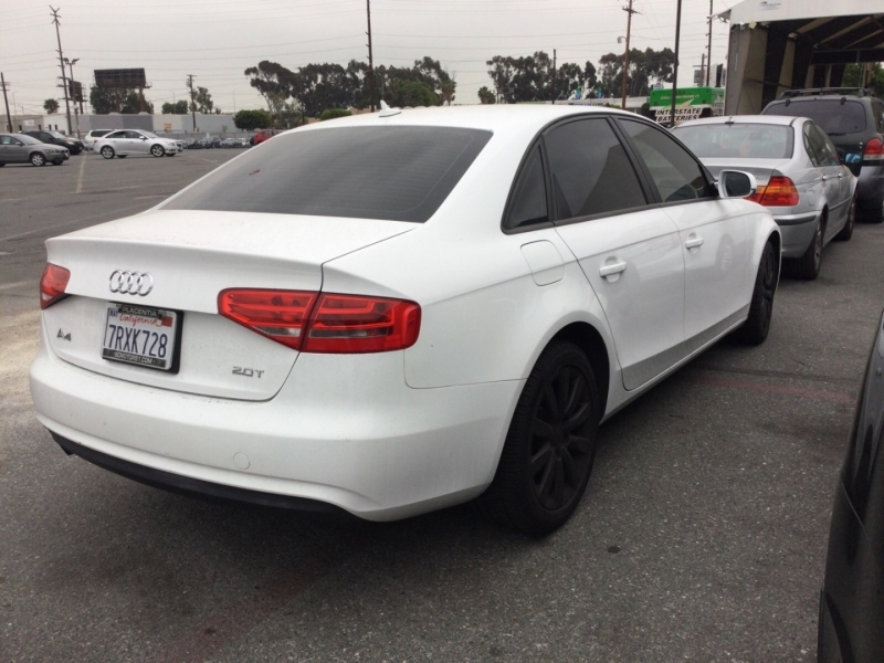 Audi A4 2013 price $8,550