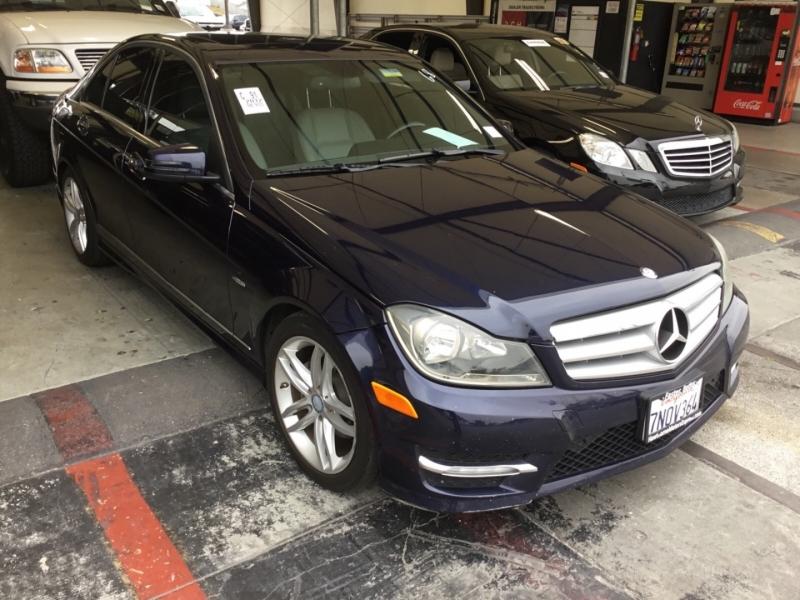 Mercedes-Benz C-Class 2012 price $9,050