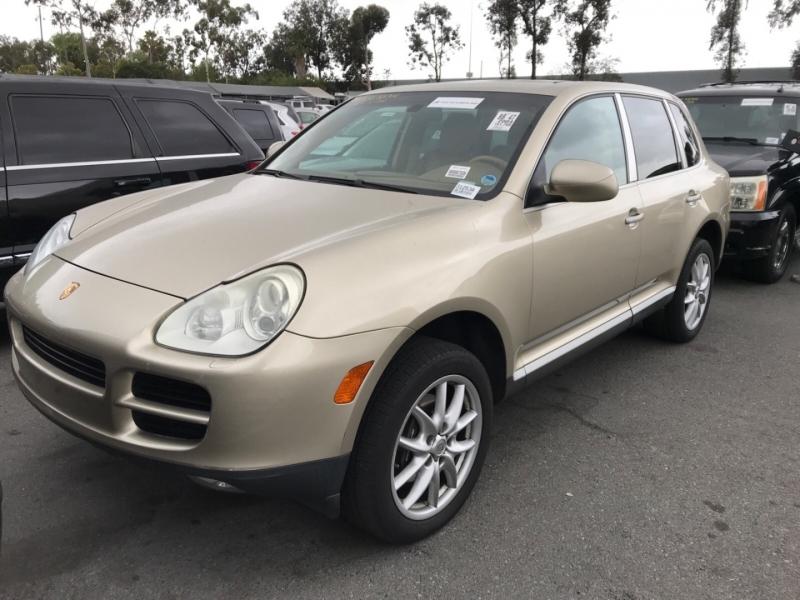 Porsche Cayenne 2004 price $7,650