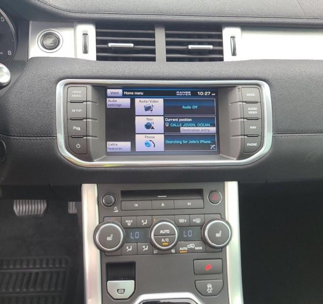 Land Rover Range Rover Evoque 2012 price $12,950
