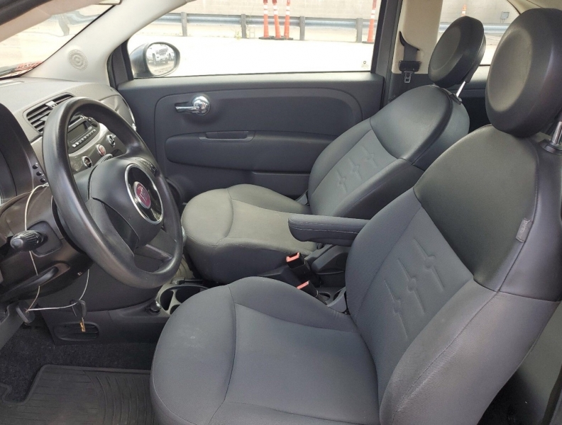 Fiat 500 2012 price $5,650