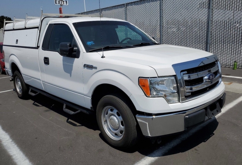 Ford F-150 2014 price $10,250