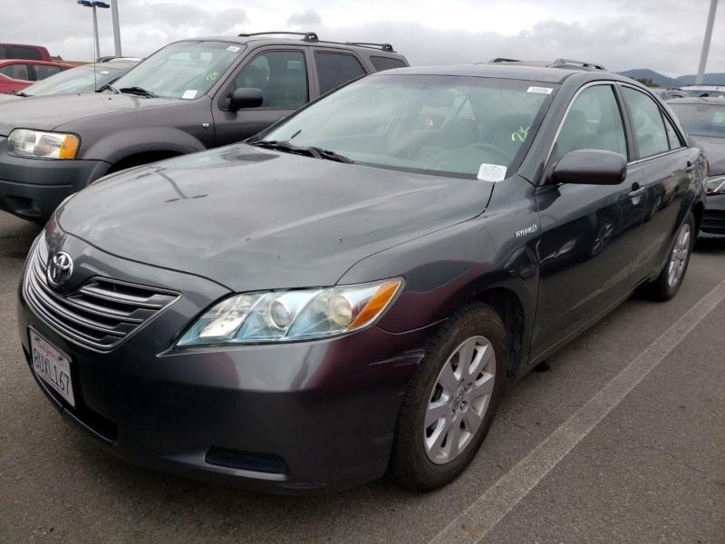 Toyota Camry Hybrid 2008 price $4,650
