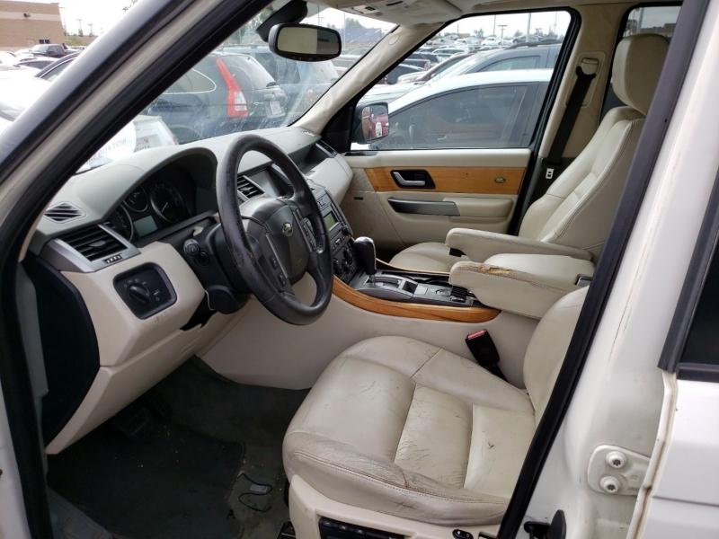 Land Rover Range Rover Sport 2006 price $7,150
