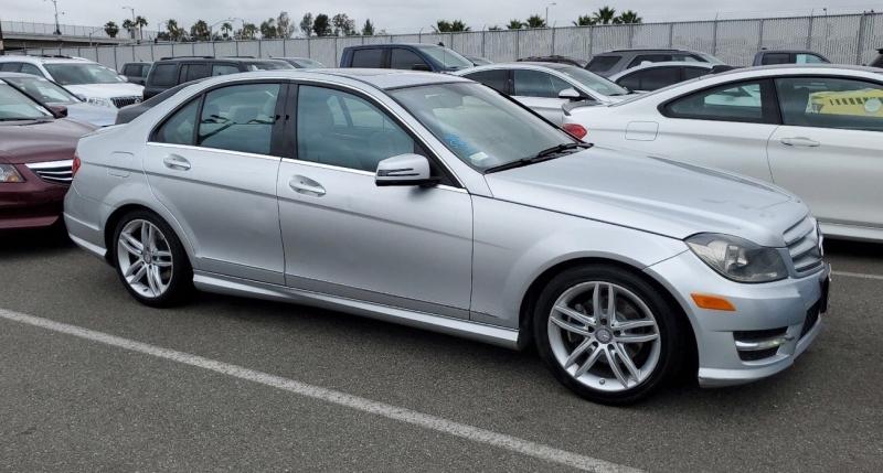 Mercedes-Benz C-Class 2013 price $8,450
