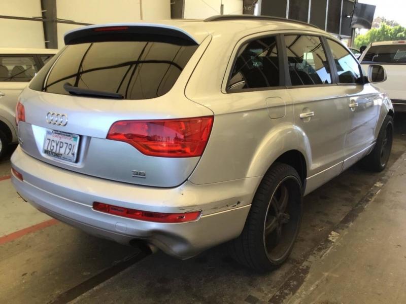 Audi Q7 2007 price $5,550