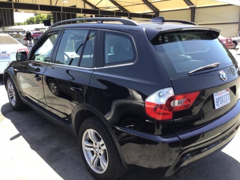 BMW X3 2006 price $4,750