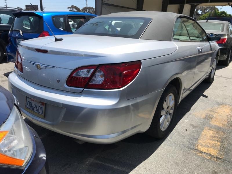 Chrysler Sebring 2008 price $4,250