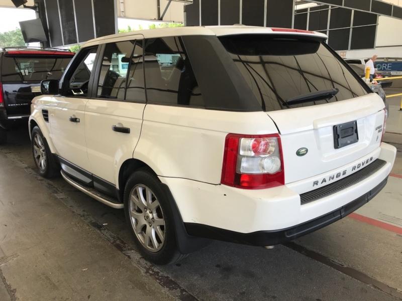 Land Rover Range Rover Sport 2009 price $9,750