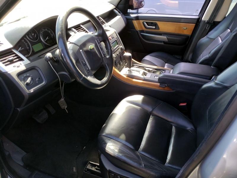 Land Rover Range Rover Sport 2006 price $6,550