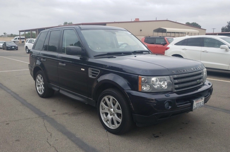 Land Rover Range Rover Sport 2009 price $9,950