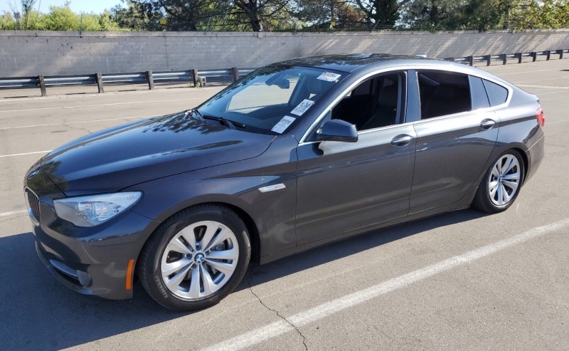 BMW 5 Series Gran Turismo 2010 price $9,950
