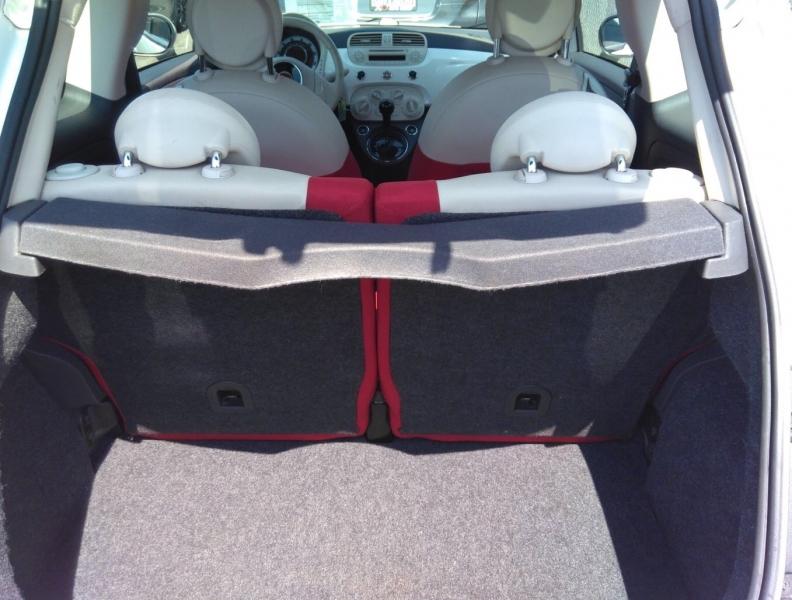 Fiat 500 2013 price $4,250