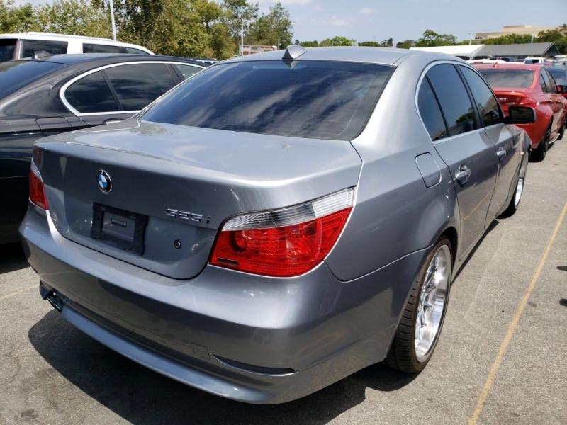 BMW 5-Series 2004 price $4,250