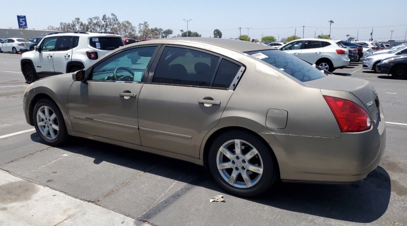 Nissan Maxima 2005 price $3,750