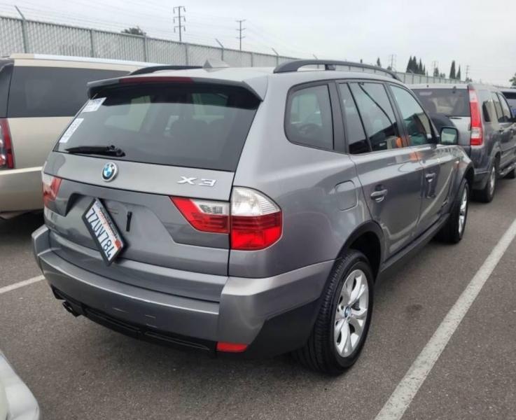 BMW X3 2009 price $5,850