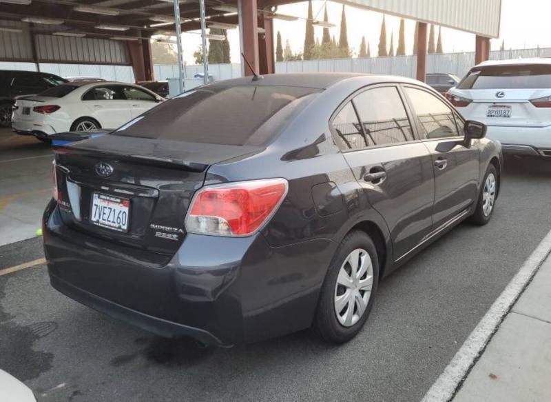 Subaru Impreza Sedan 2015 price $8,950