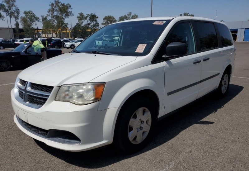 Dodge Grand Caravan C/V 2011 price $7,450