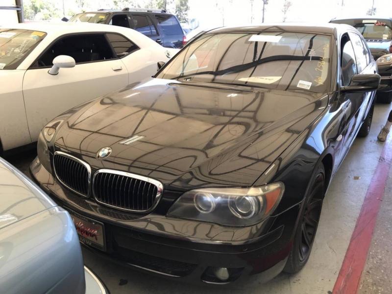 BMW 7-Series 2006 price $6,450