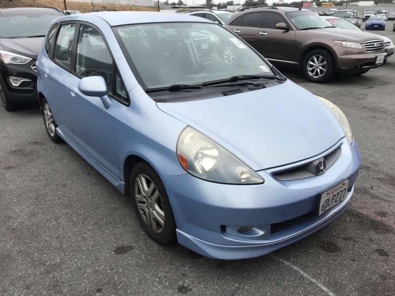 Honda Fit 2008 price $4,750