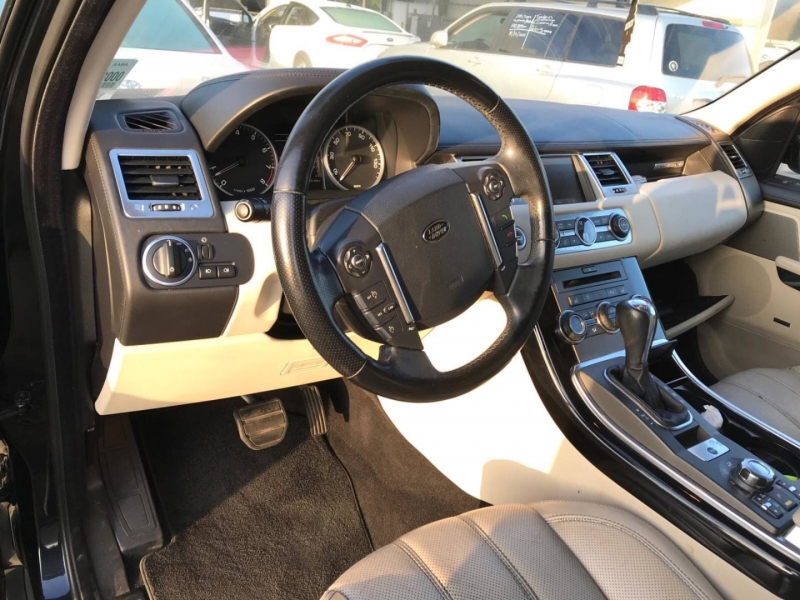 Land Rover Range Rover Sport 2011 price $11,950